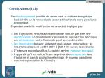 conclusions 1 2