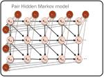 pair hidden markov model