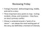 reviewing friday