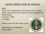 united states court of appeals2