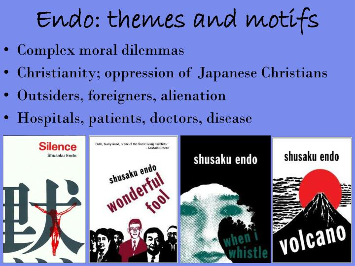Endo: themes and motifs