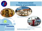radomszcza ski county of possibilities1