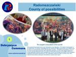 radomszcza ski county of possibilities2