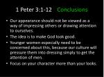 1 peter 3 1 12 conclusions2