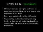 1 peter 3 1 12 conclusions5