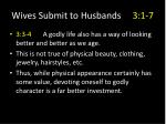 wives submit to husbands 3 1 711