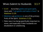 wives submit to husbands 3 1 712