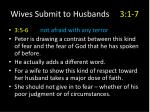 wives submit to husbands 3 1 716