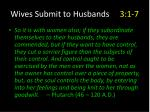 wives submit to husbands 3 1 72