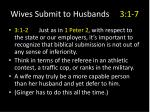 wives submit to husbands 3 1 73