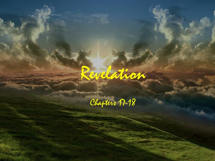 revelation chapters 17 18 n.