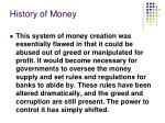 history of money1