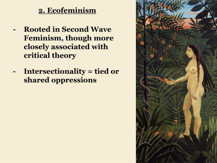 2. Ecofeminism