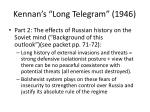 kennan s long telegram 19461
