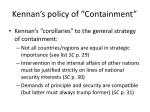 kennan s policy of containment1