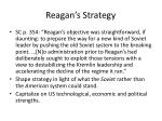 reagan s strategy