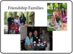 friendship families