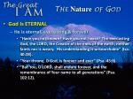 the nature of god1