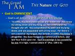the nature of god10