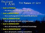 the nature of god13
