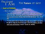 the nature of god2