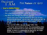 the nature of god3