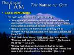 the nature of god4