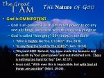 the nature of god5