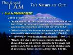 the nature of god6