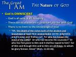 the nature of god7