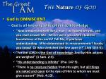 the nature of god8