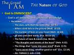 the nature of god9