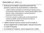 generalit art 2424 c c1