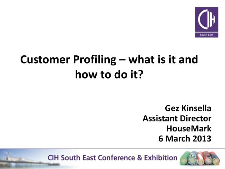 customer profiling what is it and how to do it n.