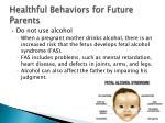 healthful behaviors for future parents2
