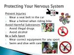protecting your nervous system