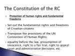 the constitution of the rc2