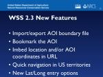 wss 2 3 new features