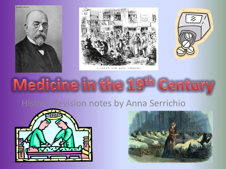 history revision notes by anna serrichio n.