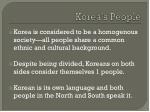 korea s people