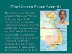 the geneva peace accords