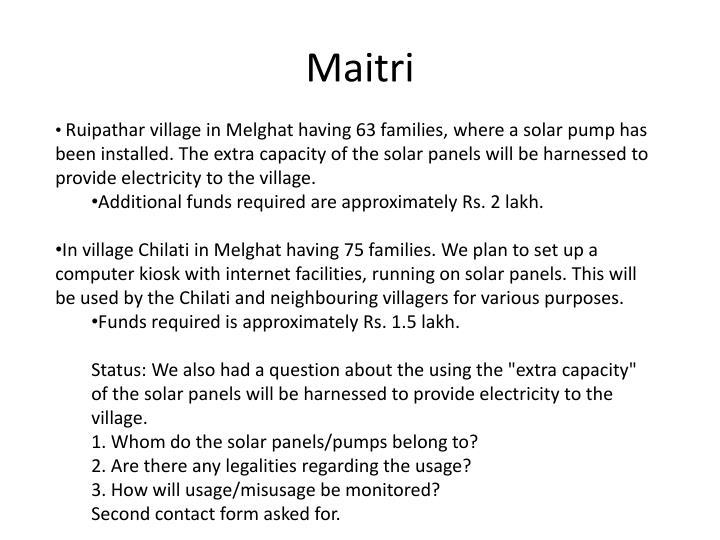 Maitri