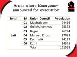 areas where emergency announced for evacuation4