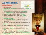 le petit prince 1 antoine de st exup ry1