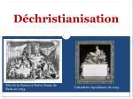 d christianisation
