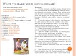 want to make your own kabssah