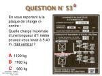 question n 53