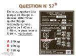 question n 57
