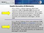 quadro normativo di riferimento7
