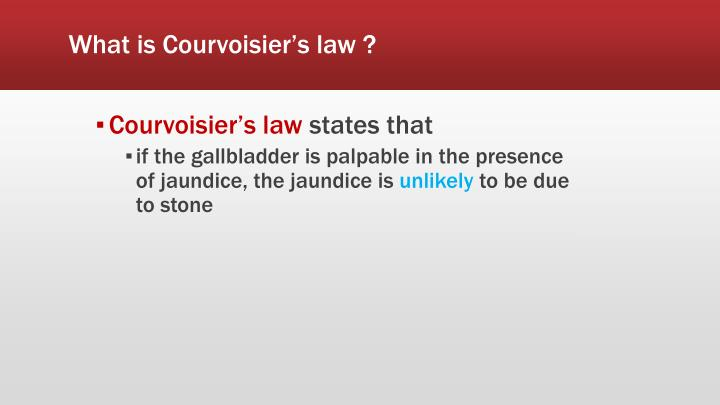 What is Courvoisier's